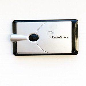 Silver RadioShack Laser Pointer
